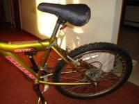 selling this bike good shape. $45.00. Call  Location: