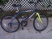 "huffy 24"" mtn bike, call or text cliff at .  Location:"