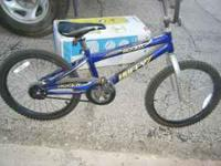 HUFFY NEW BOYS BIKE 50 CALL Location: MIDLAND
