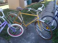 Older Huffy 3 Speed Bike - $65   Uzed Dealz 498 19th