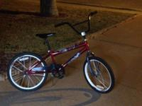 FOR SALE: Huffy Rockit Bicycle; good condition; MX