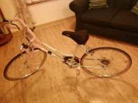 very good condition 12 Speed women road bike, made in