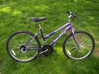 Selling Blackwater Huffy ,excellent condition ,15 speed