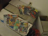 This is a huge amount of comics in great condition.