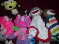 There is Huge box of cuddly toys Only $10 for all