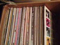 I have a box of about 75 old records for any collectors