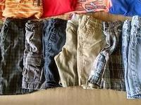 Huge lot of boys clothing size 3-7. Price for full lot