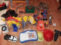 Huge boys toy lot ! All are in great shape ! Play guns