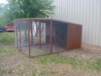 huge chicken coops 8ft wide x 8ft deep x 6ft high $895