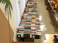 Christ Presbyterian Church is selling HUNDRED of books.