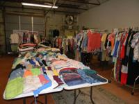 HUGE Indoor Yard Sale Thursday January 30th 8am - 4pm