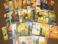 AMISH books for sale: I have a GIANT collection of 296