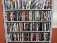708 dvd's 19 t.v. season boxed sets thats under $3.00