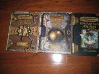 I have for sale 9 Dugeon and Dragons D&D 3.5 books; All