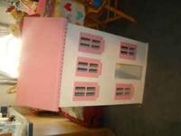 Huge doll house for sale. Daughter has out grown it and