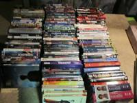 I am aiming to offer my collection of DVD's I have