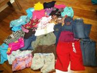 Hi there!*THIS IS A GIRLS CLOTHING LOT - MEDIUM - SIZES