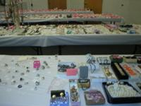 HUGE Used Jewelry Sale -- Baubles for Books II Find