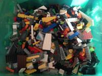 Huge Lego Lot. Mixed. Harry Potter Sets, Spongebob