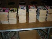 Huge lot of collectible 1980's TV Guides. About 200 in