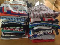 Delicately utilized kids clothes LOT size 5/6. (Old