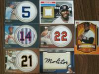Huge lot of Baseball cards. There are over 500 cards,