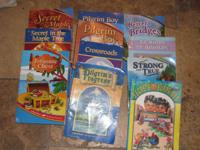 I have a huge lot of Abeka books for sale. They range
