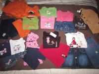 Up for grabs is a huge lot of all Gymboree clothing,