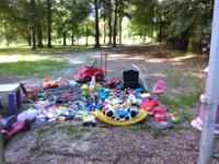 huge lot of babies children toddler stuff/toys. needs