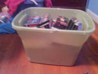 I HAVE A HUGE LOT OF MOVIES. I HAVE SOME KIDS MOVIES,