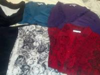 I'm selling a ton of women's size 18/20 clothing. Most