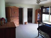 Huge master bedroom 453 sq foot, private bathroom,