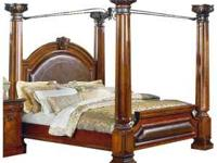 Queen CANOPY BED-BRAND NEW $799 BRAND NEW Queen Canopy