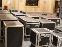 Flight case closeout sale,a must see to believe. A