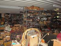 Huge sale 40's 50's 60's vehicle truck parts tools gto