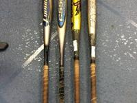 HUGE SALE ON ALL BASEBALL BATS AT BLUE DIAMOND PAWN
