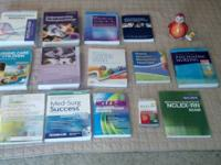 I'm offering my UNLV nursing books from Levels 1,2,3,4