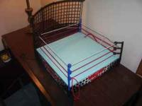 i have 15 wwe figures for sale including razor ramon,