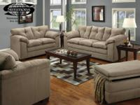 BRAND NAME NEW SIMMONS SOFA/LOVESEAT SETS FOR ONLY$