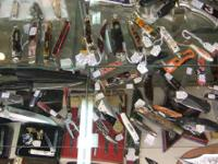 Huge Selection of Knives - Hunting - Pocket - New -
