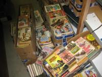 Huge Selections of Western Books - $1each or 10 for