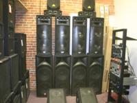 Huge Speaker Blowout Sale.  Brand new Starting at only