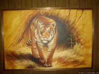 DeLongpre Tiger Painting Hi there, I have a DeLongpre