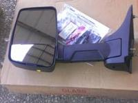 I have new, never used Velvac brand tow mirrors, I