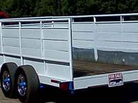 Huge Trailer for sale.. very nice...just built..call
