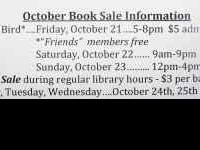 Huge Used Book Sale! Marcellus Free Library 32 Maple