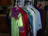 Clothing for all seasons in various sizes and prices!