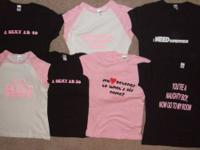 Ok .. I have 2,000+ T-shirts for sale ... these would