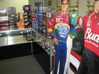 I have a big period of NASCAR things, varying from