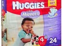 I've over purchase and I have the below diapers